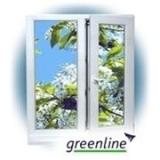 Окна KBE Greenline